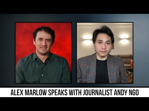"""Andy Ngo Exposes Antifa Organization, Violence in New Book """"Unmasked"""""""