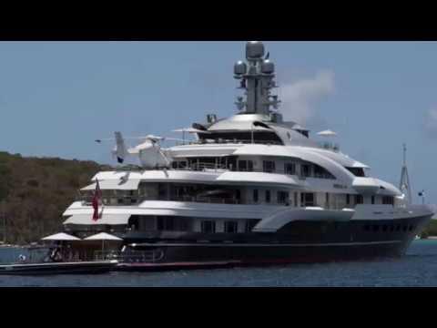 Attessa Iv 101m Award Winning Private Yacht