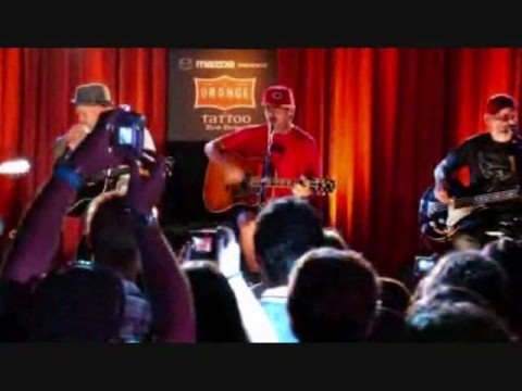 Gunnin'- Hedley live @ Orange Lounge