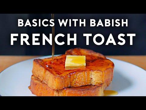 french-toast-|-basics-with-babish