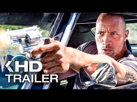 The Best DWAYNE JOHNSON Movies (Trailers)