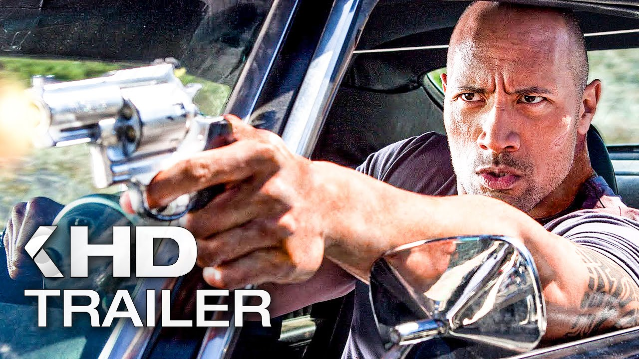 Download The Best Movies Starring DWAYNE JOHNSON (Trailers)