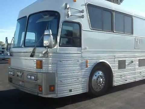 Used Diesel Bus Rv Conversion For Sale 1976 Eage Bus