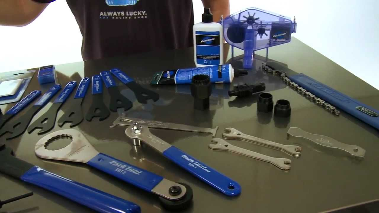 0ca5bdee0c9 Park Tools AK-37 Tool Kit Review from Performance Bicycle - YouTube