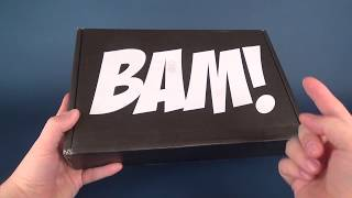 Subscription Spot | The Bam! Box April 2018 UNBOXING!