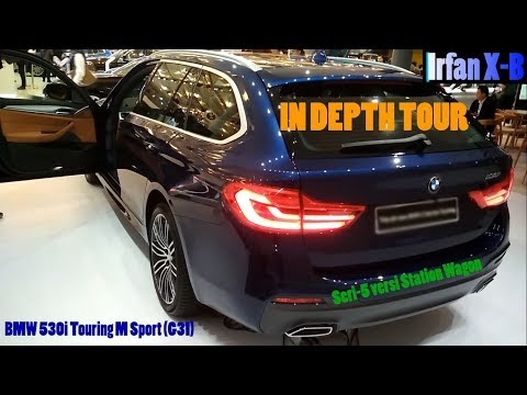 In Depth Tour BMW 530i Touring M Sport (G31) [2019] (Indonesia) - Supported By GIIAS 2018
