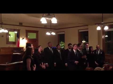 "UT Law- Medley 2014 Christmas Show ""Client Service"""