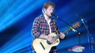 KISS ME/TENERIFE SEA - Ed Sheeran Live in Manila 3-12-15