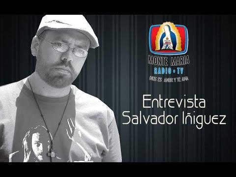 Entrevista Salvador Iñiguez│Montemaria Radio - TV.