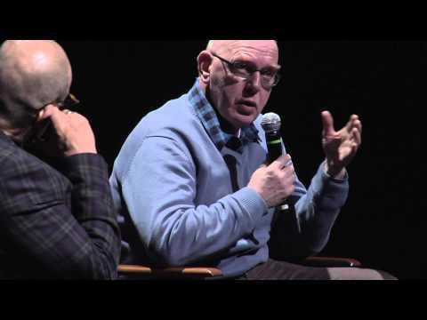 Richard Deacon & Claudia Schmid  Reel Artists Film Festival 2014