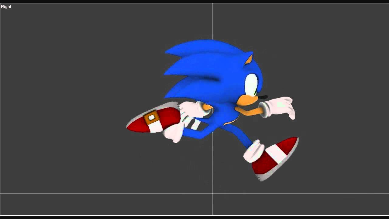 sonic generations custom animations youtube