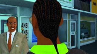 new jamaican  movie animation  BETRAYAL part1 (Teflon Films) 2012