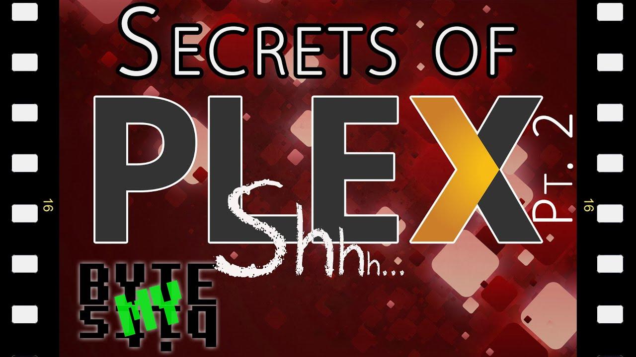 Plex, XBMC, Etc