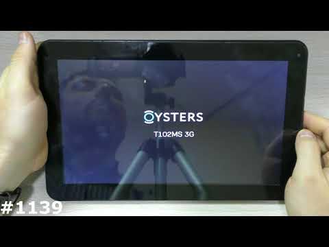 Hard Reset, Прошивка и Разблокировка FRP аккаунта Google Oysters T102MS