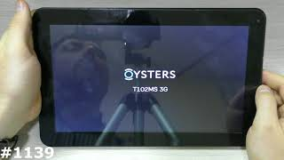 Hard Reset, Firmware and Unlock FRP Account Google Oysters T102MS