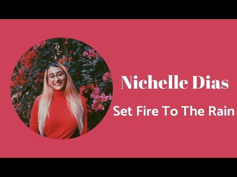 Set Fire To The Rain - Adele - Nichelle Dias