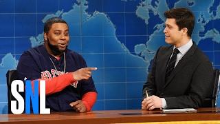 Weekend Update: David Ortiz on the Super Bowl - SNL