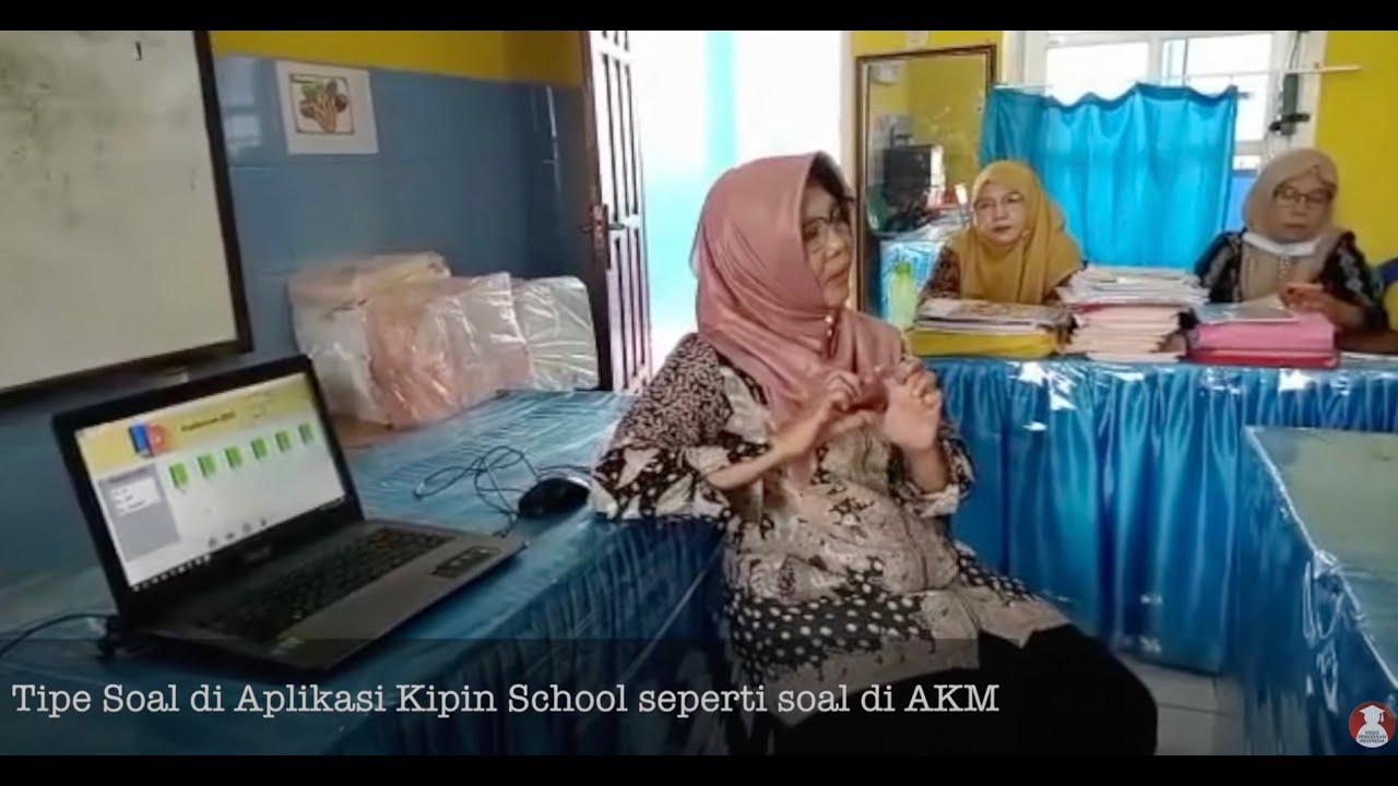 Sosialisasi Kipin School kepada Rekan Guru SDN Purwadadi I Subang, Jawa Barat oleh Enung Rukmanah
