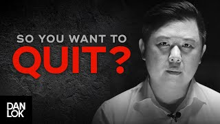 WATCH THIS: When You Feel Like Quitting