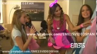 EME15 en Backstage Show Auditorio Nacional - Entrevista a Jack Yago  Paulina y Natasha [Parte 2/4]