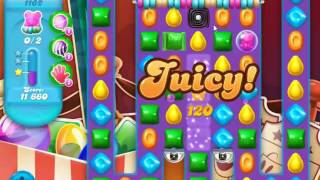 Candy Crush Soda Saga Level 1162 - NO BOOSTERS