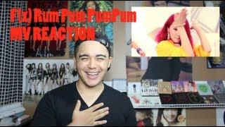 F(x) - Rum Pum Pum Pum MV Reaction [JRE]