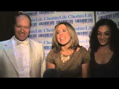 2013 Cheshire Restaurant Of The Year Award - Stewart Warner At The Hillbark Hotel, Frankby