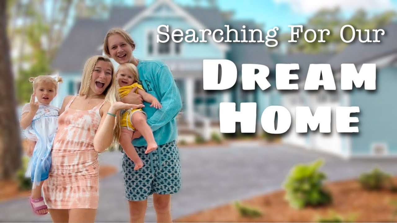 We think we found our DREAM HOUSE // House Hunting at 19 & 20