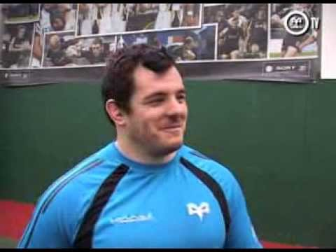 Ospreys TV: Who is....... Aaron Jarvis?