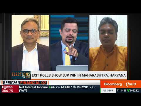 Primetime Debate: Exit Polls Indicate A Clean Sweep For BJP In Maharashtra & Haryana