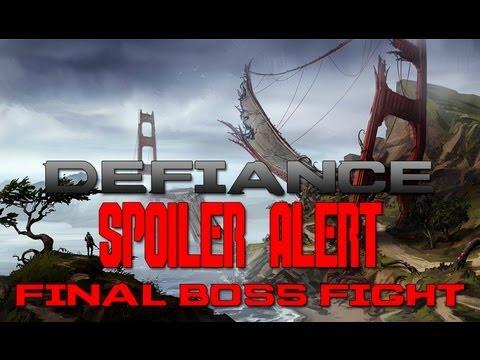 *Spoiler* Defiance - Final Boss Fight Walkthrough