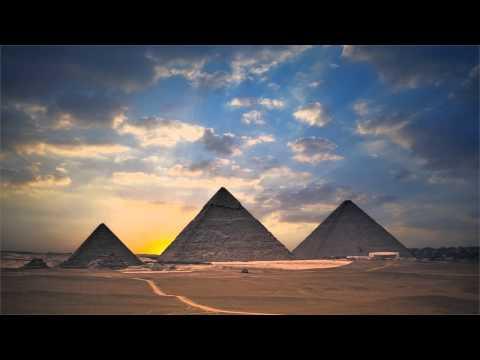 Sunset - The Pyramids of Giza (Club Mix) [HD]