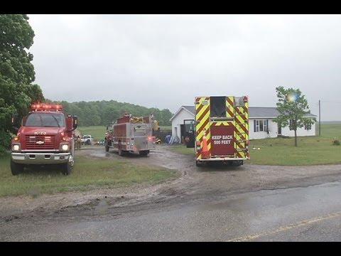 Severe storm causes damage in Kalkaska County