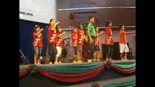 Action Song- FCC Sunday School- Happy New Year 2013- FCC Malaysia 1