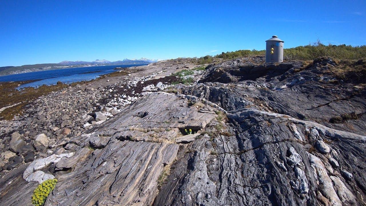 Havlangs til Skagodden på Straumøya