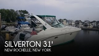 [UNAVAILABLE] Used 1995 Silverton 310 Express in New Rochelle, New York