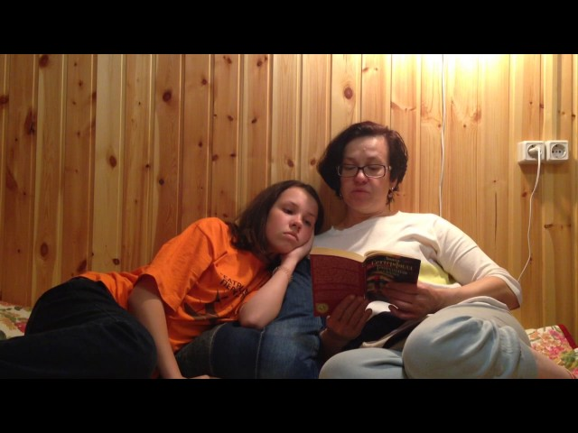 Изображение предпросмотра прочтения – НатальяДубровина читает произведение «Тринадцатая сказка» Д.Сеттерфилд