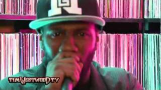 Westwood Crib Sessions - Newham Generals freestyle pt1