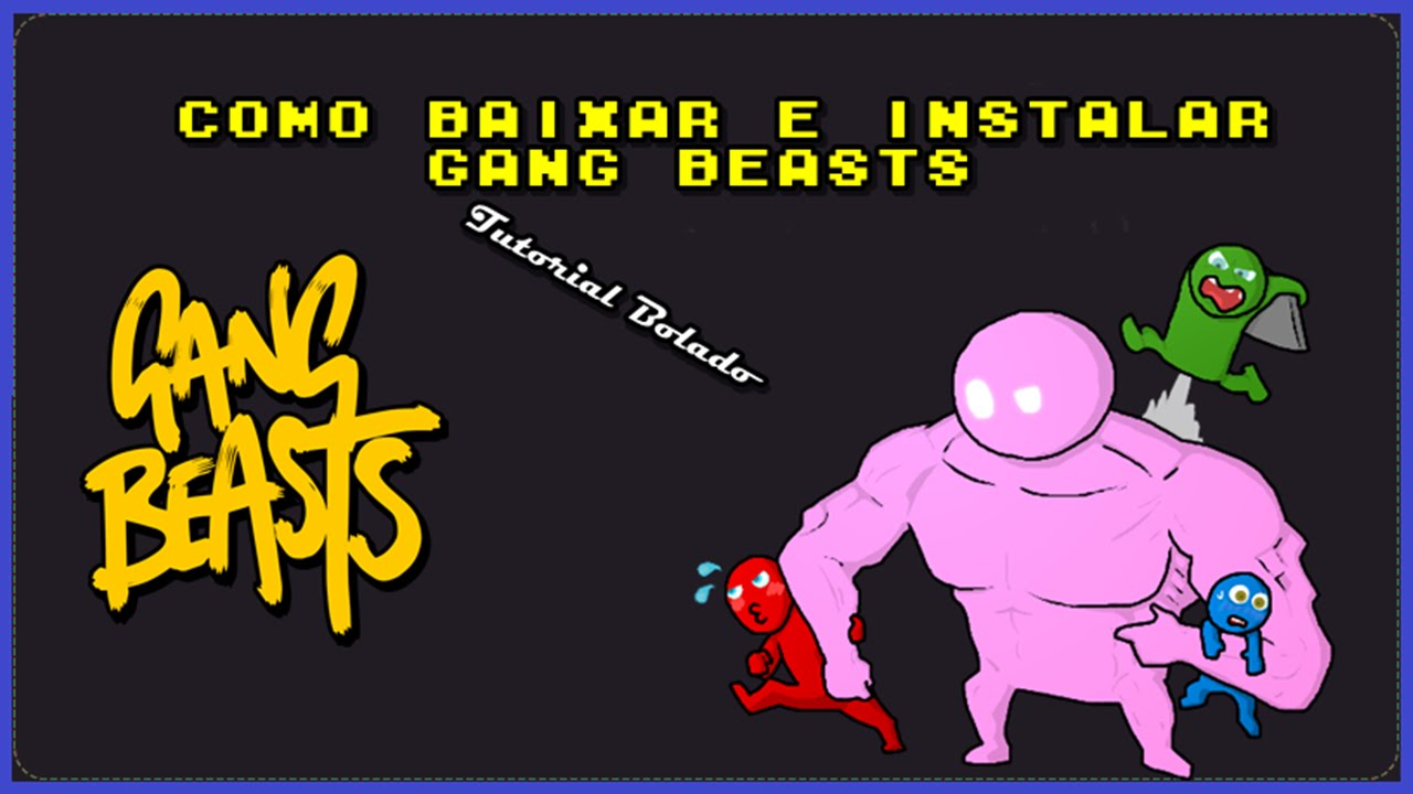 how to make gang beasts not lag