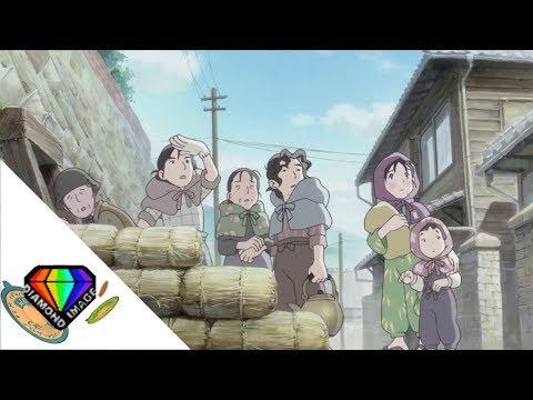 [GRAPHIC] In this Corner of the World - Suzu loses Harumi scene 1945