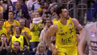 Tony Gaffney - Playoffs 2017 (Alba Berlin)