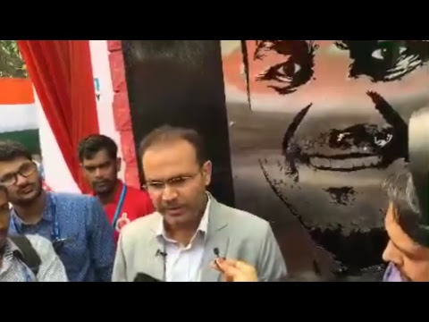 Exclusive LIVE: Sehwag Gate Inaugurated At Delhi's Kotla Stadium   Sports Tak