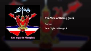 The Vice of Killing (live)