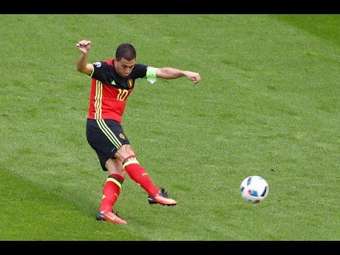 Eden Hazard  Best Dribbling Skills & Goals Ever Belgium  HD