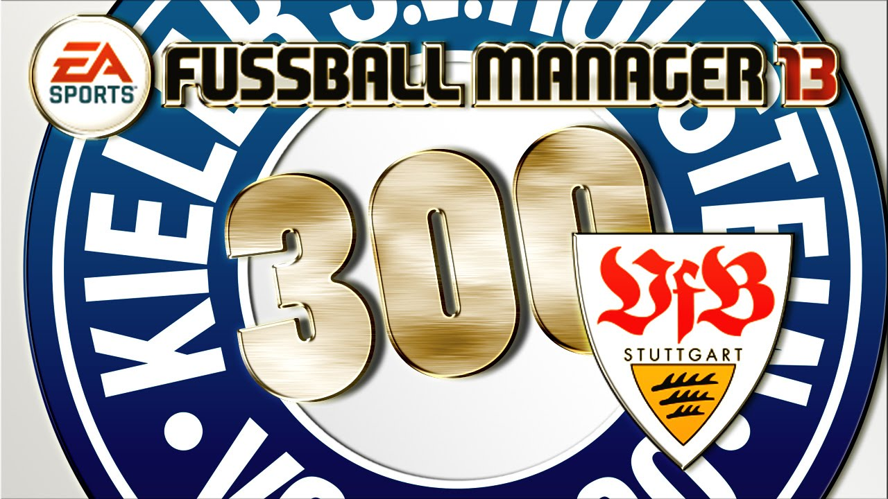 fussball manager let's play  300  14 spieltag  vfb