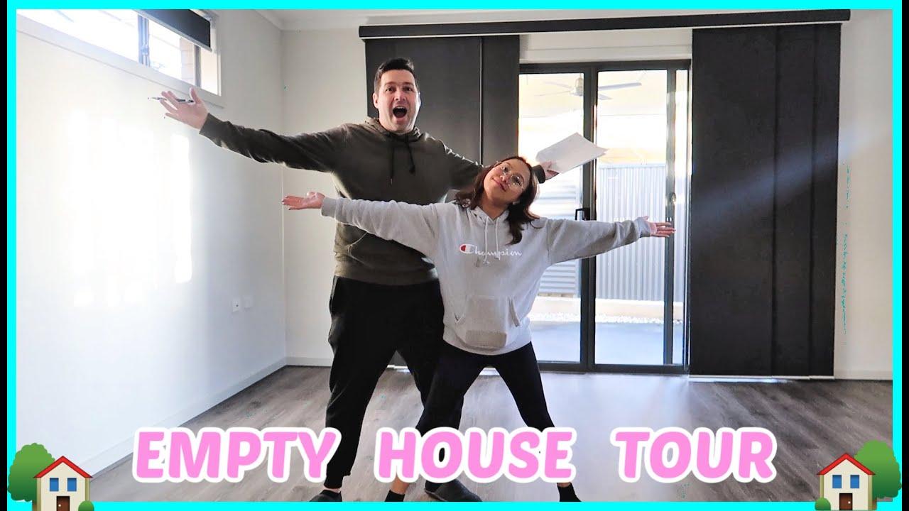 ANG EMPTY HOUSE TOUR NG LILIPATANG BAHAY! 🏡❤️ | rhazevlogs