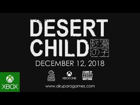 Desert Child - Xbox One Launch Date Announcement Trailer thumbnail