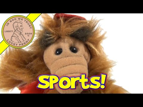 Alf Burger King Hand Puppet Toy - The Many Faces of Alf 1988