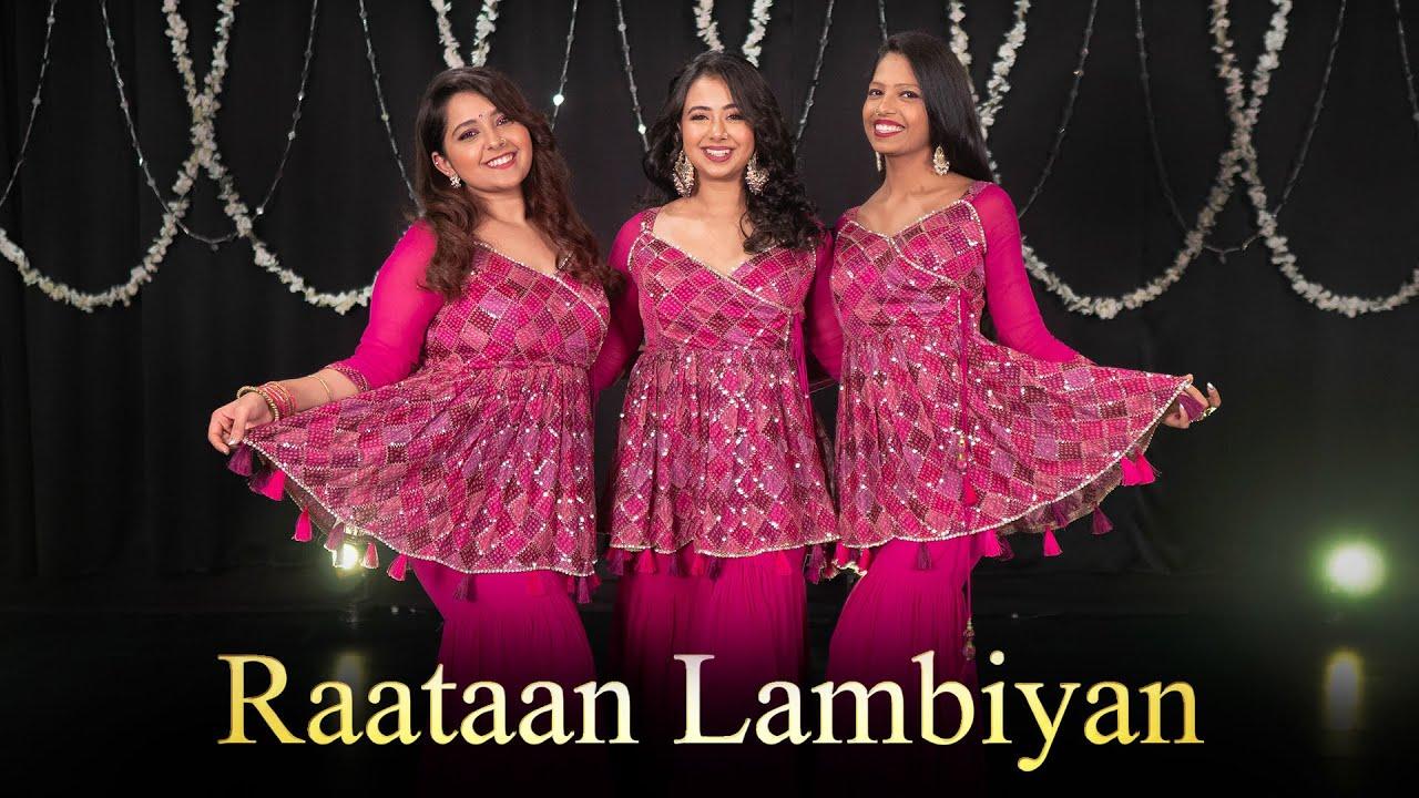 Raataan Lambiyan - Shershaah | Kiara - Sidharth | Team Naach Choreography