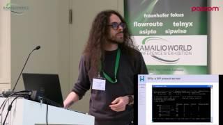 Kamailio World 2017 - Load Testing SIP And WebRTC by Kamailio World